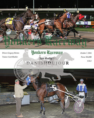 20141007 Race 6- Danishdujour