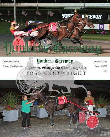 20141007 Race 11- Toss Cartwright