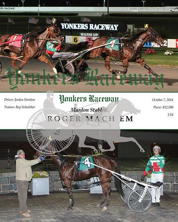 20141007 Race 8- Roger Mach Em