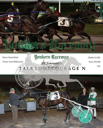 20141009 Race 4- Talktomecourage N