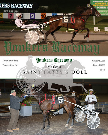 20141009 Race 2- Saint Patty's Doll