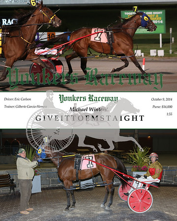 20141009 Race 9- Giveittoemstaight