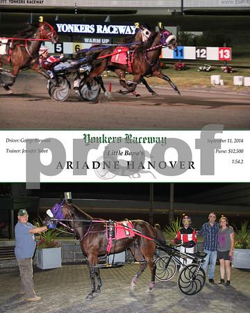 20140911 Race 6- Ariadne Hanover