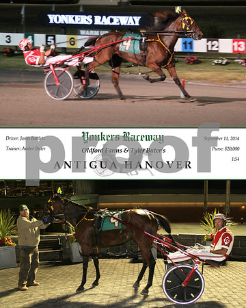 20140911 Race 10- Antigua Hanover