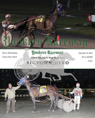 20140913 Race 1- Bigtown Hero