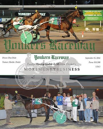 20140915 Race 1-Moremunkybusiness