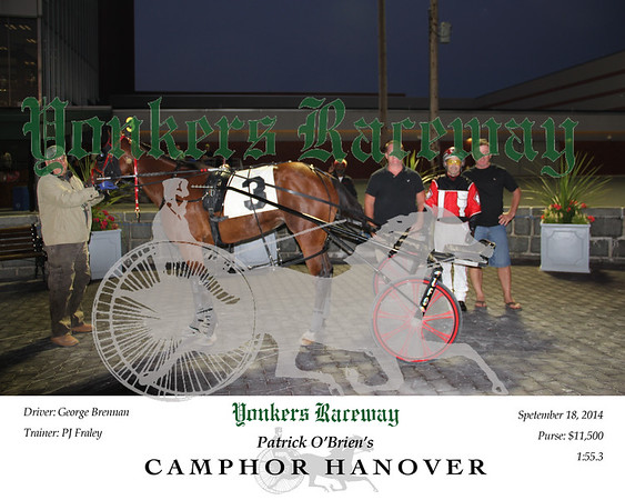 20140918 Race 1- Camphor Hanover