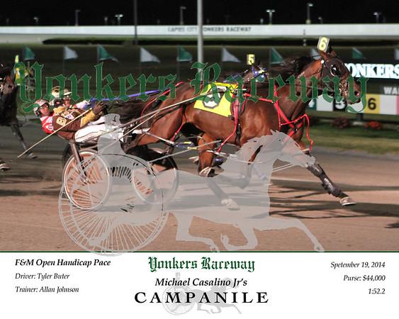 20140919 Race 6- Campanile 2