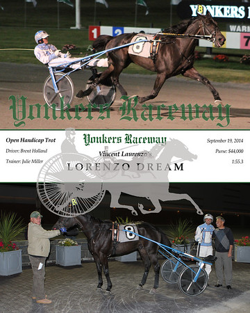 20140919 Race 8- Lorenzo Dream