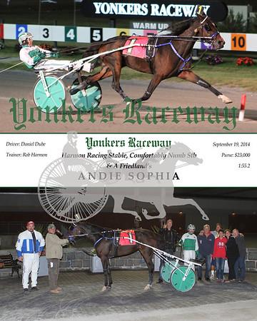 20140919 Race 5- Andie Sophia