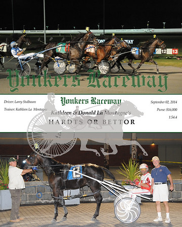 20140902 Race 6-Hardts Or Bettor