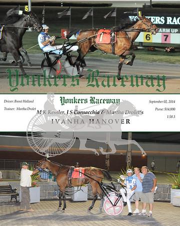 20140902 Race 4-Ivana Hanover