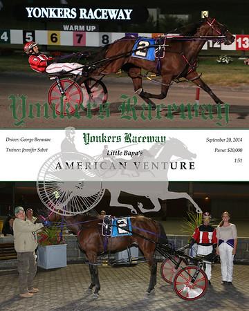 20140920 Race 2- American Venture