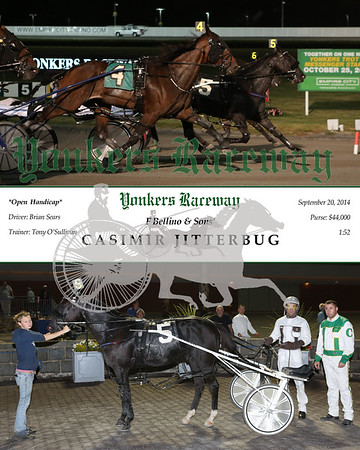 20140920 Race 6- Casimir Jitterbug