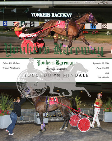 20140922 Race 6- Touchdown Mindale