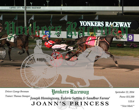 20140922 Race 3- Joann's Princess