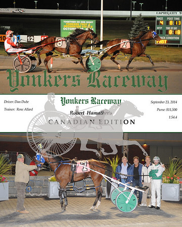 20140923 Race 4-Canadian Edition
