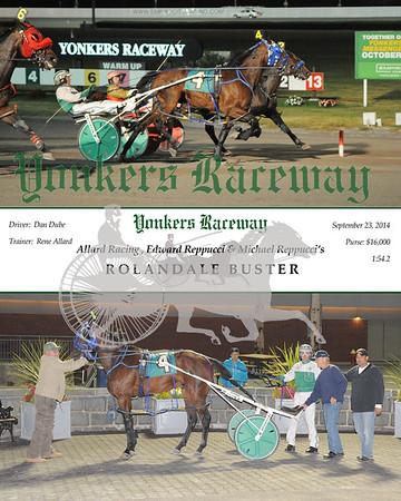 20140923 Race 10- Rolandale Buster
