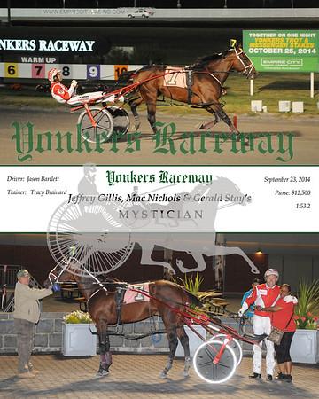 20140923 Race 12- Mystician