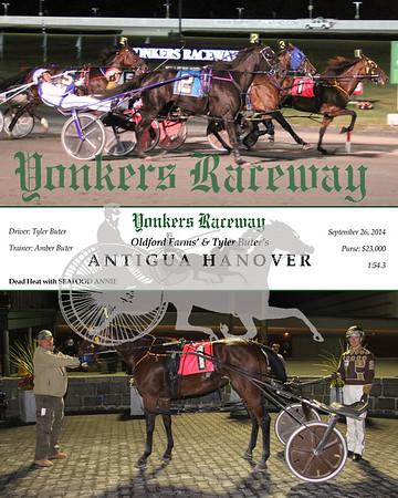 20140926 Race 9- Antigua Hanover