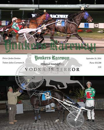 20140926 Race 1- Vodka Is Terror