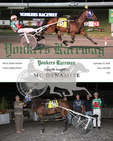 20140927 Race 1- Mc Dynamite