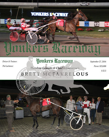 20140927 Race 5- Brett McFavrelous