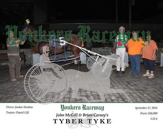 20140927 Race 11- Tyber Tyke