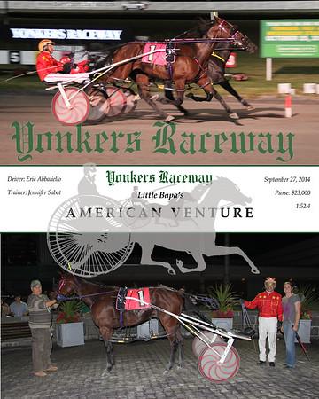 20140927 Race 9- American Venture