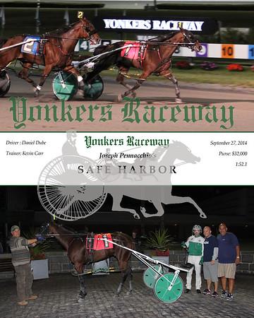 20140927 Race 8- Safe Harbor