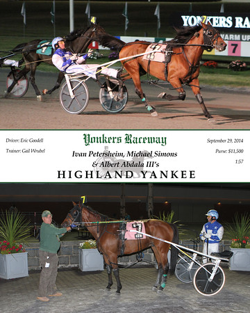 20140929 Race 4- Highland Yankee