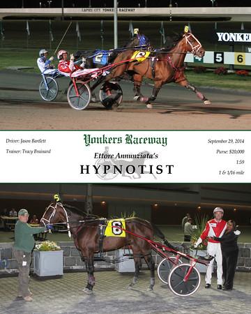 20140929 Race 8- Hypnotist