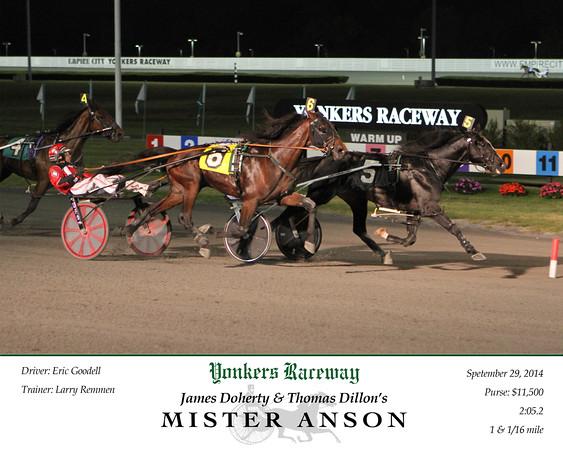20140929 Race 11- Mister Anson