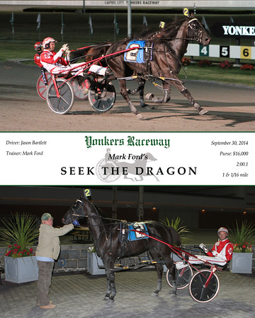 20140930 Race 11- Seek The Dragon