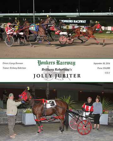 20140930 Race 9- Jolly Jubiter