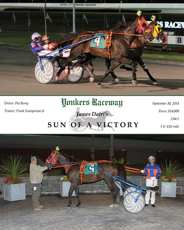 20140930 Race 2- Sun Of A Victory