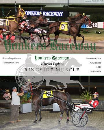 20140904 Race 5- Ringside Muscle