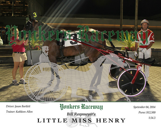 20140904 Race 8- Little Miss Henry