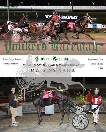 20140905 Race 11- Dw's Ny Yank