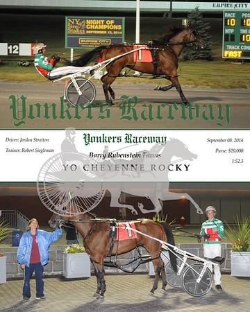 20140908 Race 10-Yo Cheyenne Rocky