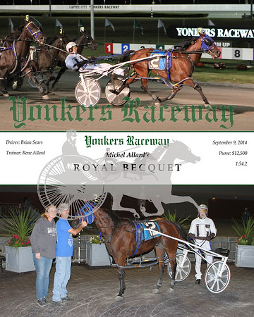 20140909 Race 7- Royal Becquet