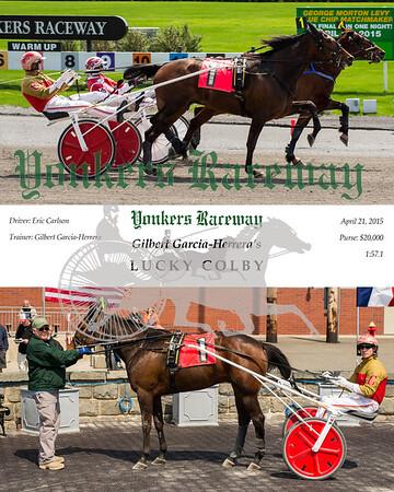 20150421 Race 4- Lucky Colby