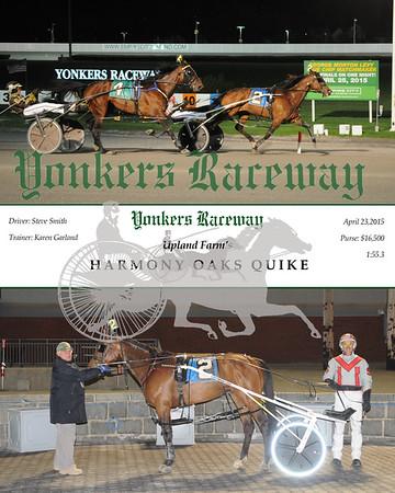 20150423 Race 10-Harmony Oaks Quike
