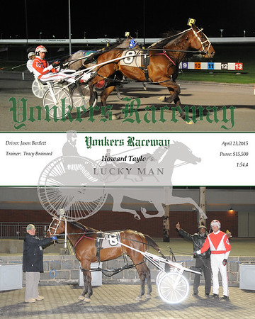 20150423 Race 8-Lucky Man
