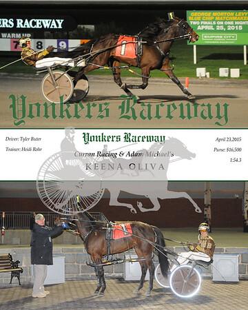 20150423 Race 9-Keena Oliva