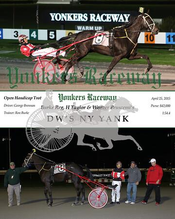 20150425 Race 9- DW's NY Yank