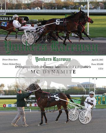 20150425 Race 1- Mc Dynamite