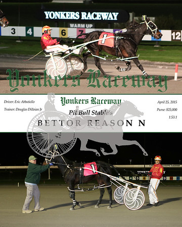 20150425 Race 10- Bettor Reason N