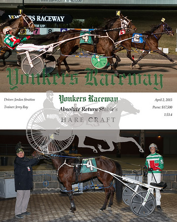 20150402 Race 8- Hare Craft