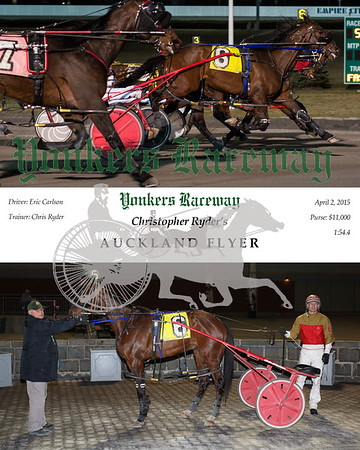 20150402 Race 5- Auckland Flyer